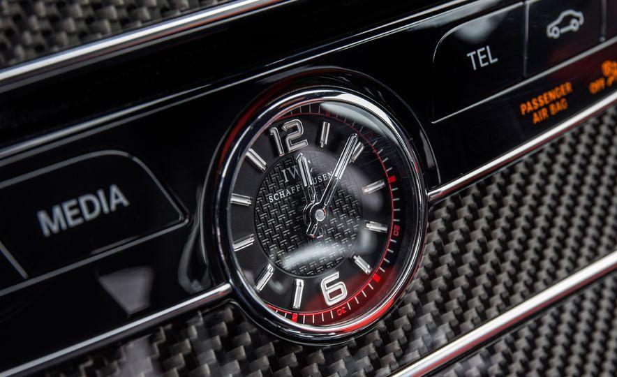 2015 Mercedes-AMG C63 - Slide 98