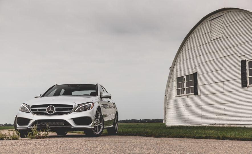 2017 Mercedes-Benz C-class coupe (artist's rendering) - Slide 13