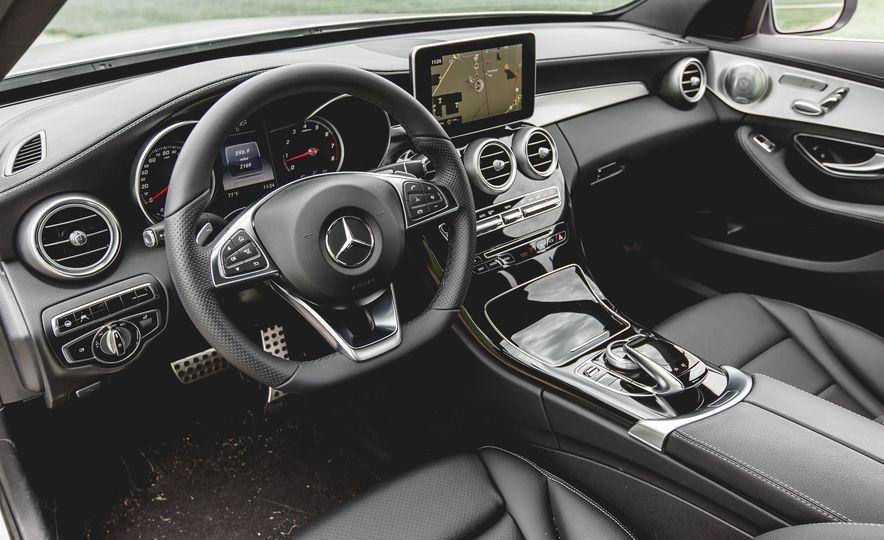 2017 Mercedes-Benz C-class coupe (artist's rendering) - Slide 16