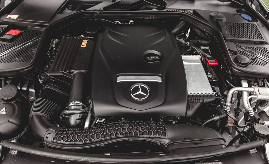2017 Mercedes-Benz C-class coupe (artist's rendering) - Slide 18
