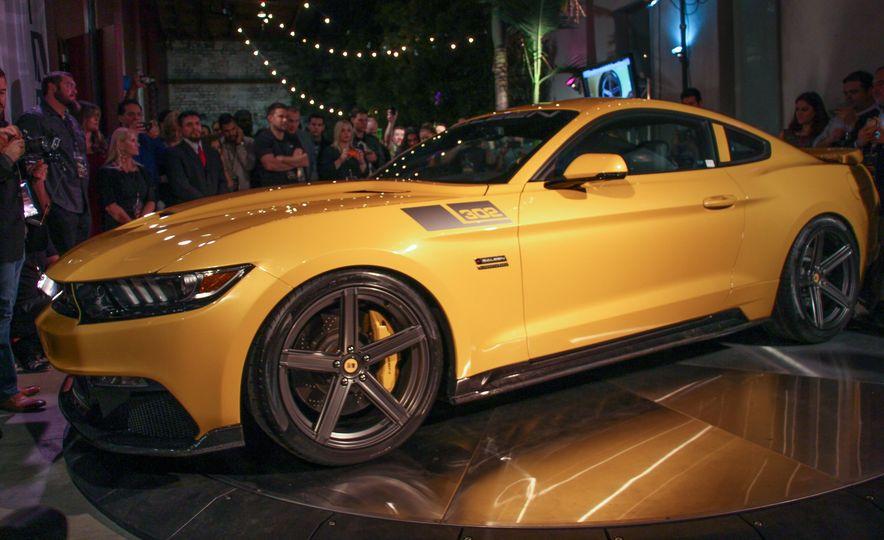 2015 Saleen Mustang S302 Black Label - Slide 3
