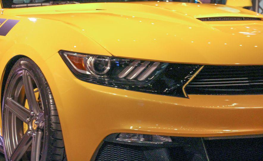 2015 Saleen Mustang S302 Black Label - Slide 18