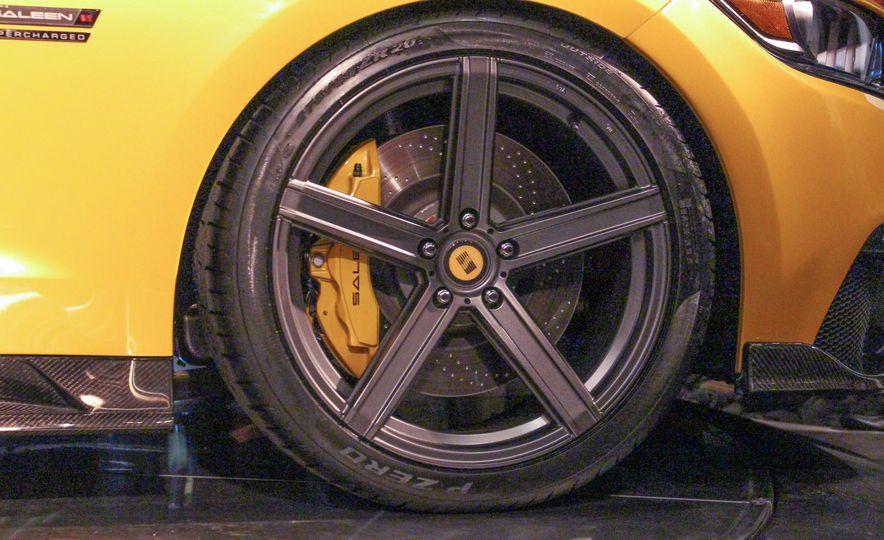 2015 Saleen Mustang S302 Black Label - Slide 22
