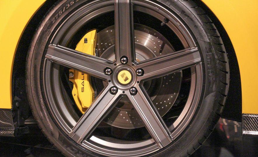 2015 Saleen Mustang S302 Black Label - Slide 23