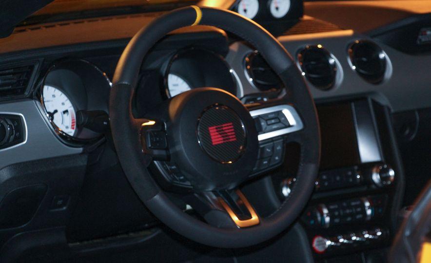 2015 Saleen Mustang S302 Black Label - Slide 29