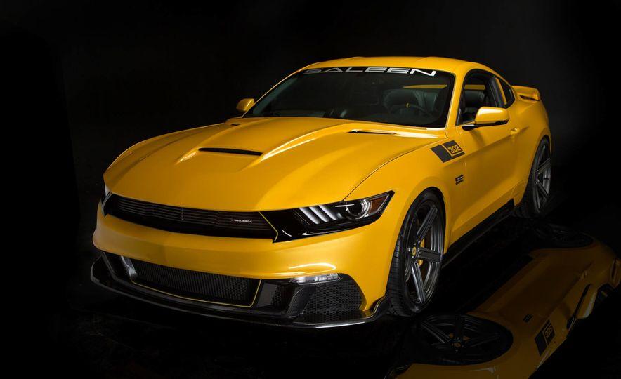 2015 Saleen Mustang S302 Black Label - Slide 30