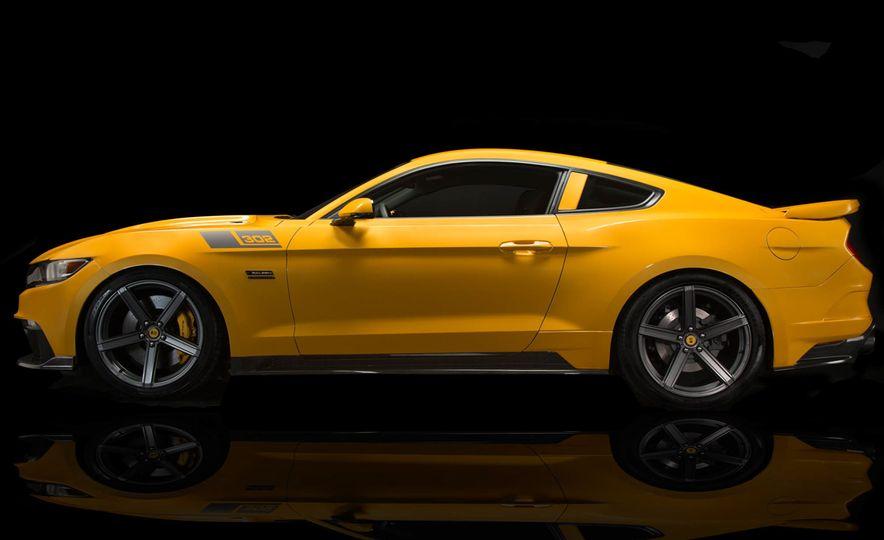 2015 Saleen Mustang S302 Black Label - Slide 31