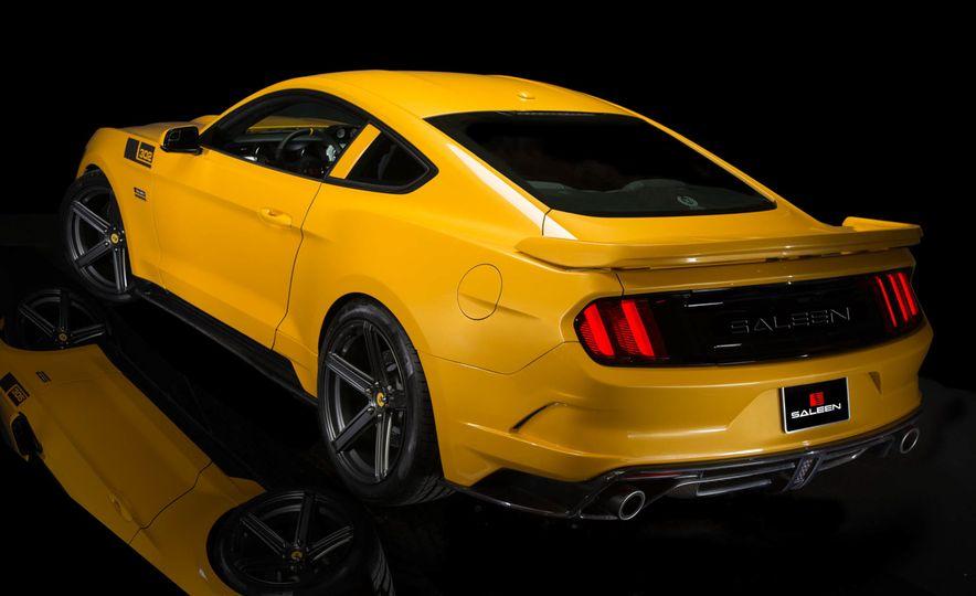 2015 Saleen Mustang S302 Black Label - Slide 32