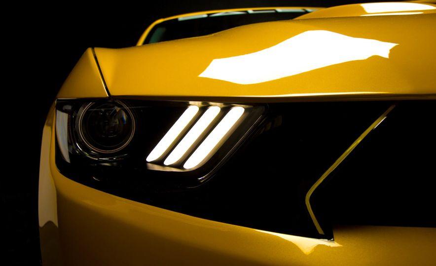 2015 Saleen Mustang S302 Black Label - Slide 36