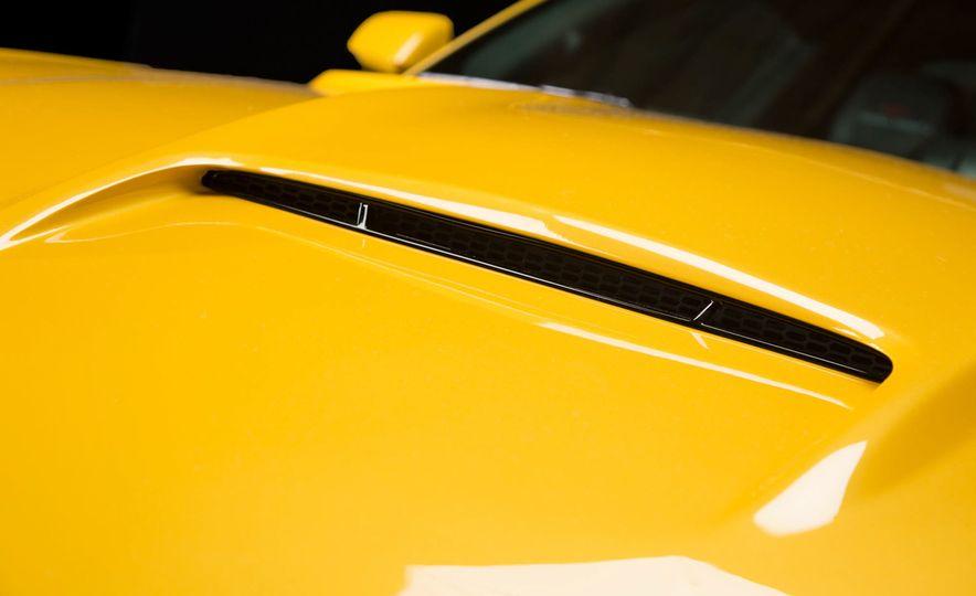 2015 Saleen Mustang S302 Black Label - Slide 38