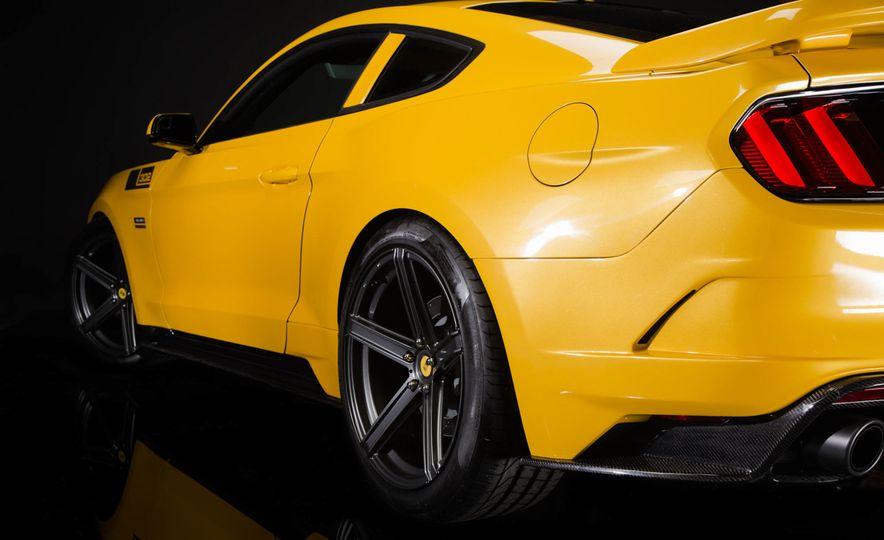 2015 Saleen Mustang S302 Black Label - Slide 39