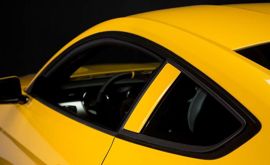 2015 Saleen Mustang S302 Black Label - Slide 42