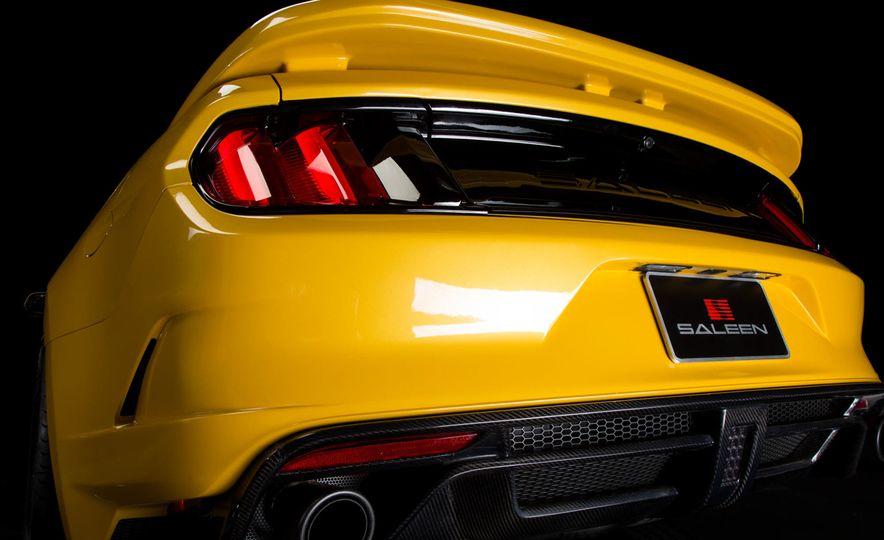 2015 Saleen Mustang S302 Black Label - Slide 43