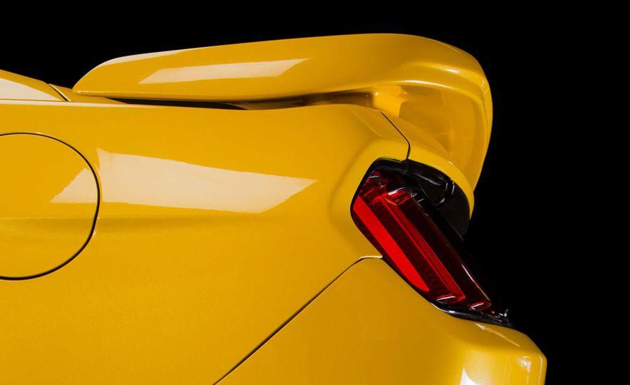 2015 Saleen Mustang S302 Black Label - Slide 44