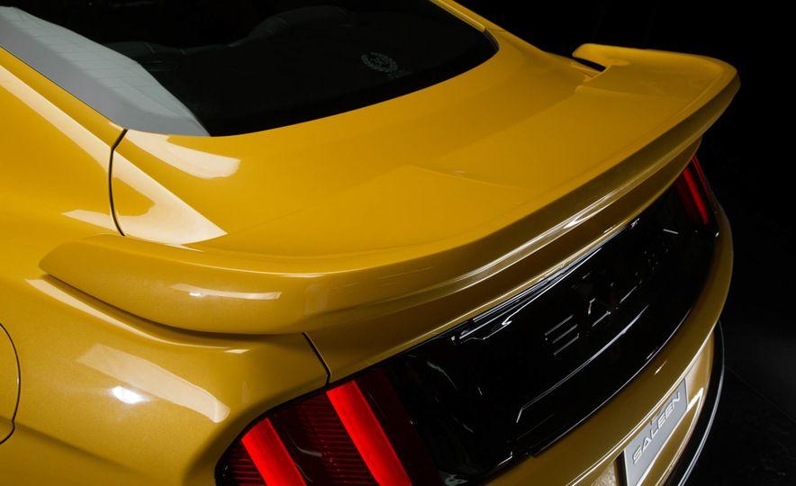 2015 Saleen Mustang S302 Black Label - Slide 45