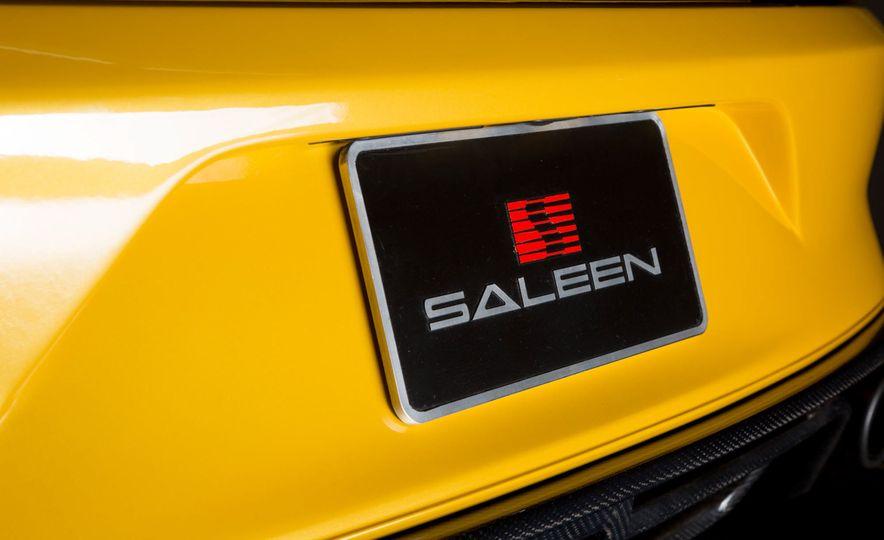2015 Saleen Mustang S302 Black Label - Slide 46