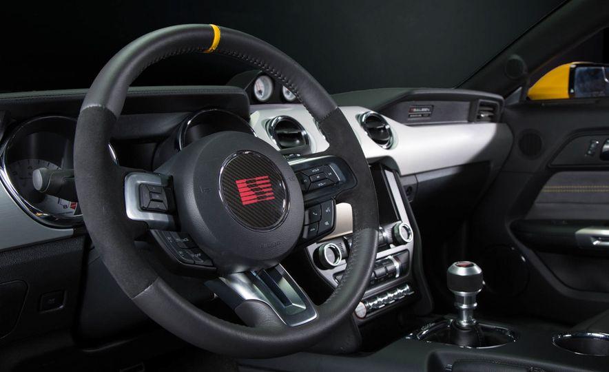 2015 Saleen Mustang S302 Black Label - Slide 49