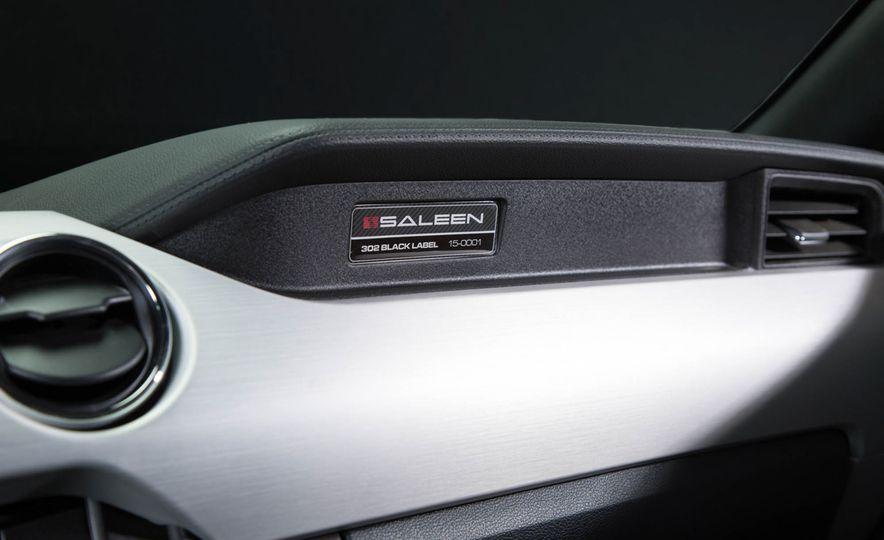 2015 Saleen Mustang S302 Black Label - Slide 54