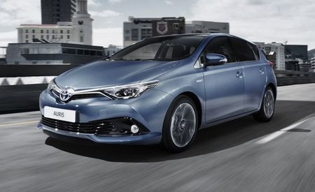 Revised European Toyota Auris Previews the New iM Hatch for Scion