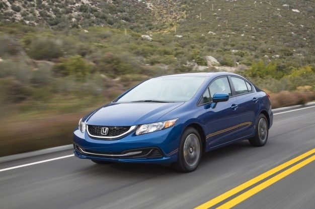 Next-Gen Honda Civic May Get 1.5L Turbo Four as Base Engine