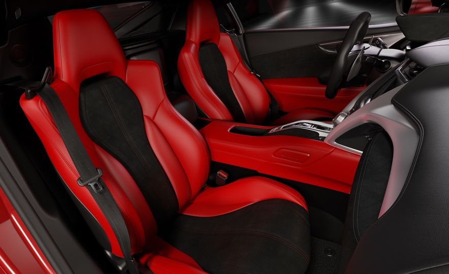 2016 Acura NSX - Slide 9