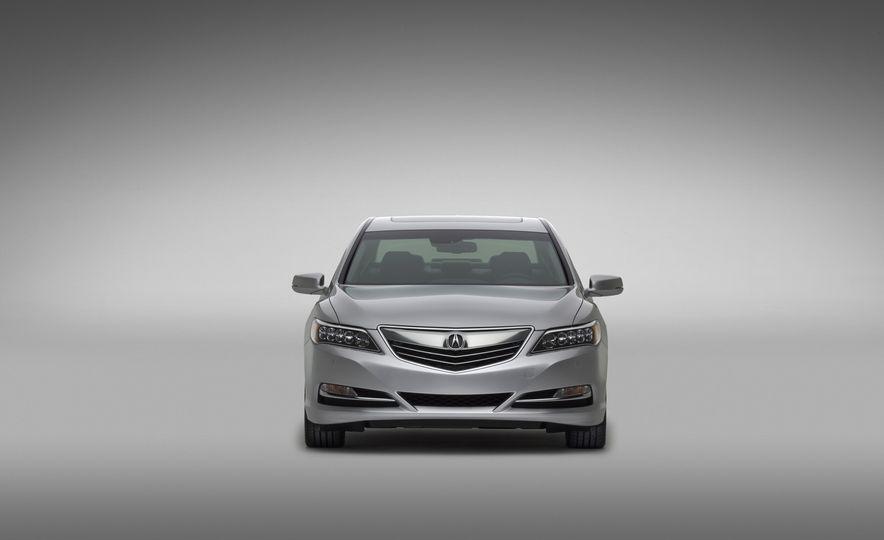 2016 Acura RLX - Slide 17