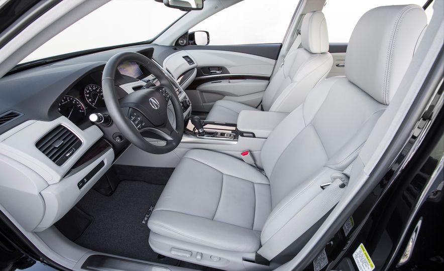 2016 Acura RLX - Slide 22