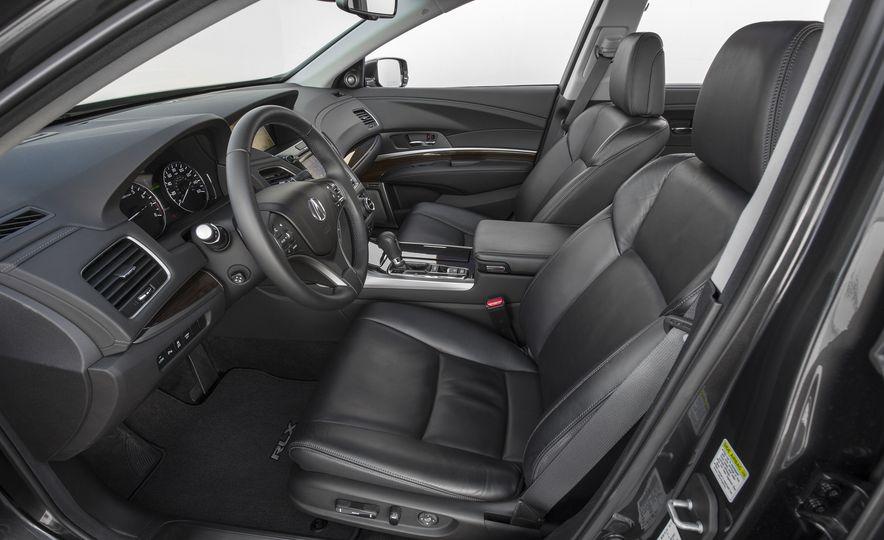 2016 Acura RLX - Slide 27