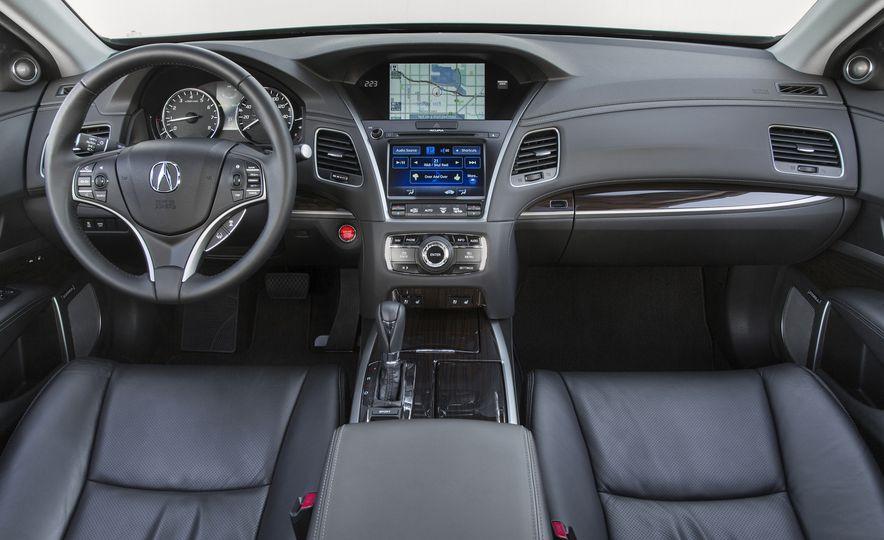 2016 Acura RLX - Slide 28