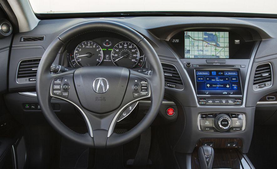 2016 Acura RLX - Slide 29