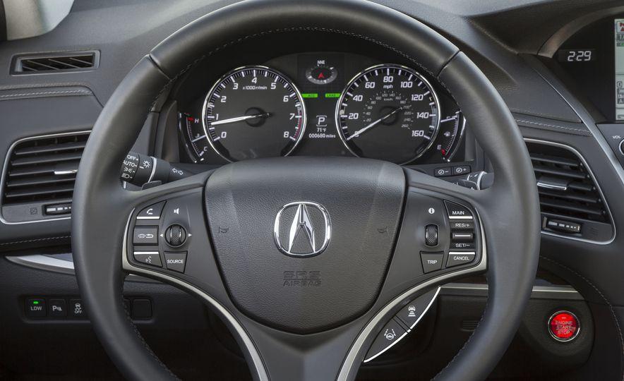 2016 Acura RLX - Slide 30