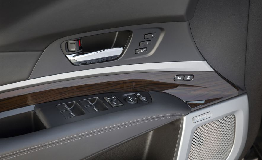 2016 Acura RLX - Slide 31