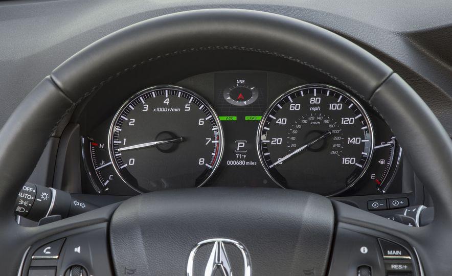 2016 Acura RLX - Slide 34