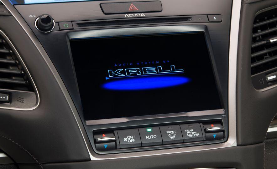 2016 Acura RLX - Slide 36