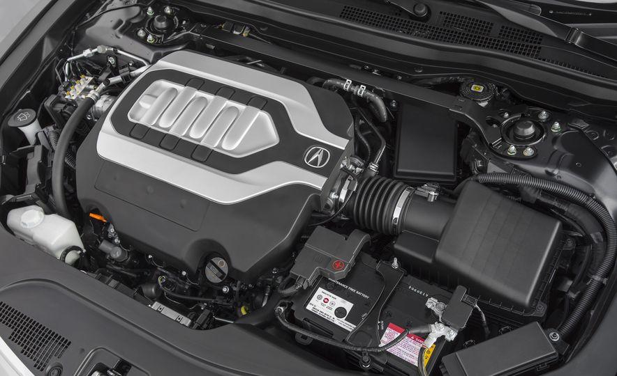 2016 Acura RLX - Slide 40