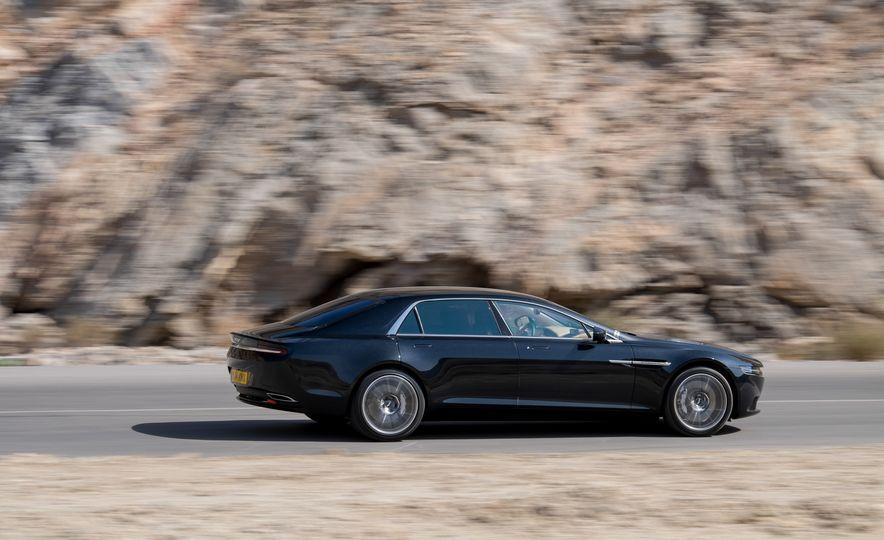 2016 Aston Martin Lagonda - Slide 5