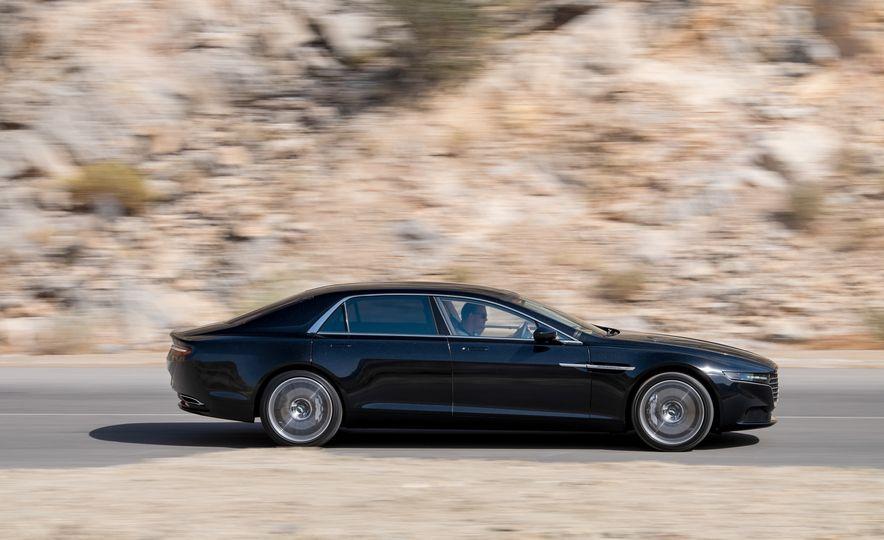 2016 Aston Martin Lagonda - Slide 6