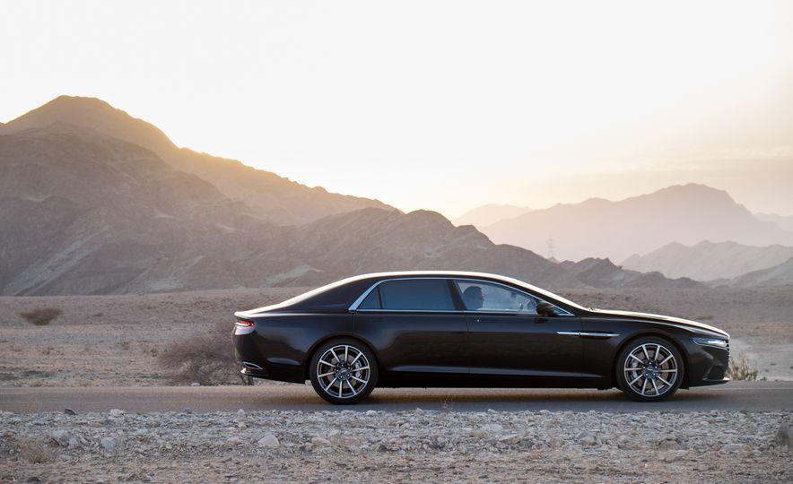 2016 Aston Martin Lagonda - Slide 17