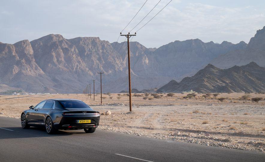2016 Aston Martin Lagonda - Slide 20