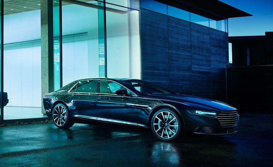 2016 Aston Martin Lagonda - Slide 30