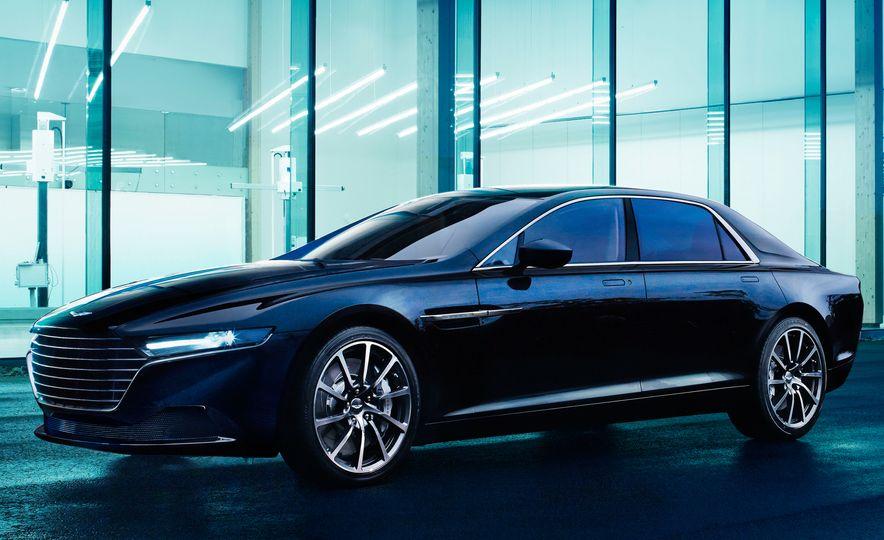 2016 Aston Martin Lagonda - Slide 31