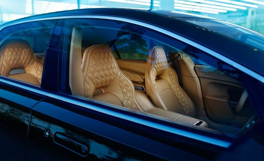 2016 Aston Martin Lagonda - Slide 35