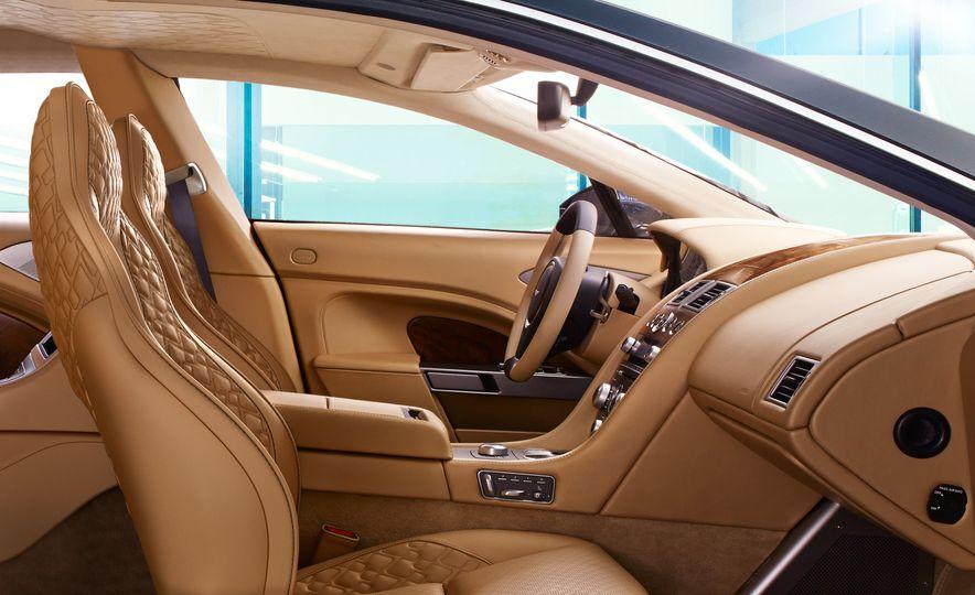 2016 Aston Martin Lagonda - Slide 36
