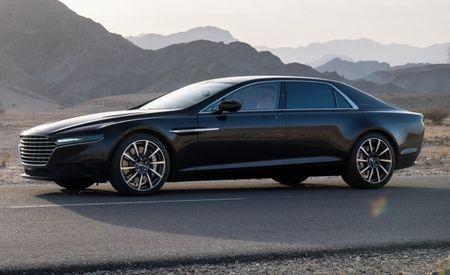 Aston Martin Lagonda Availability Expanded, Car Scores New Last Name