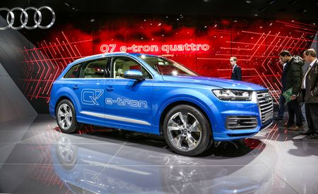 Audi Releases More Information on Q7 e-tron Plug-In Diesel Hybrid