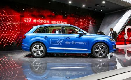 Unplugged: Audi Readying Wireless Induction Charging for Q7 e-tron