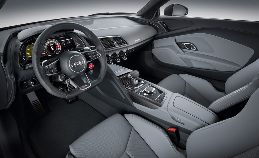 2016 Audi R8 e-tron - Slide 38