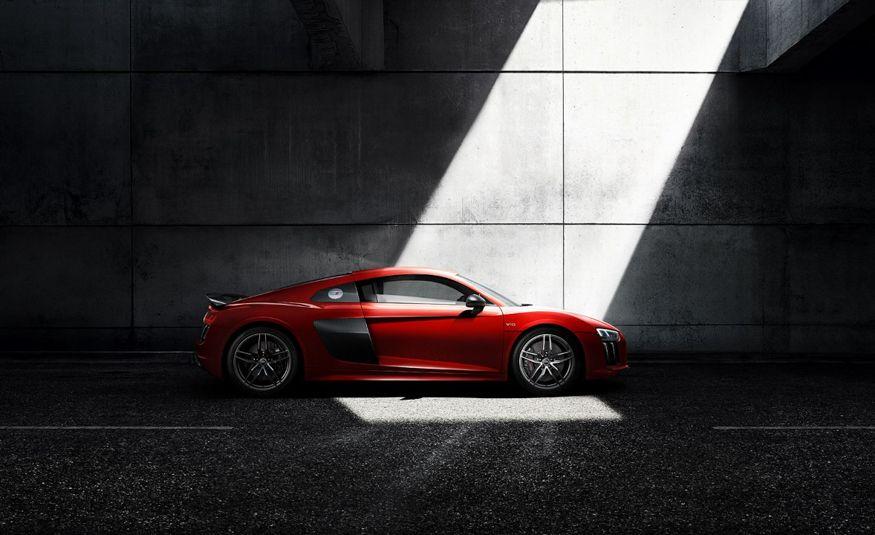 2016 Audi R8 e-tron - Slide 35