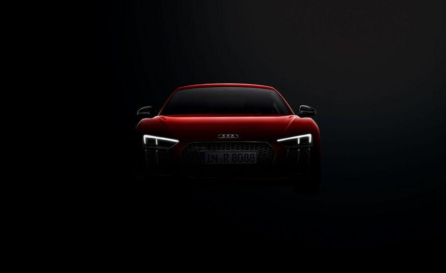 2016 Audi R8 e-tron - Slide 36