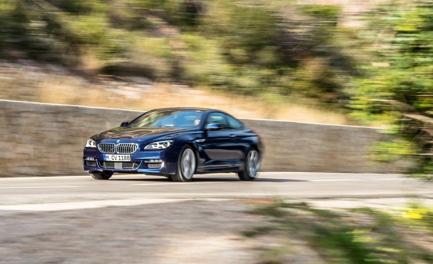 2016 BMW 650i coupe - Slide 2